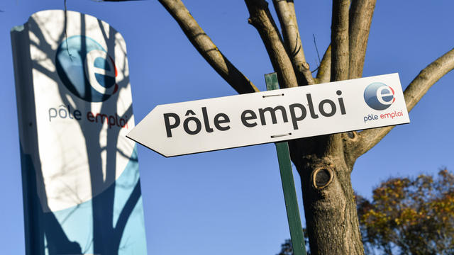 Le nombre de chômeurs a légèrement diminué au deuxième trimestre en France.