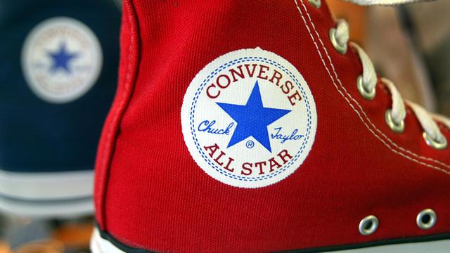 Les Converse All-Star Chuck Taylor.