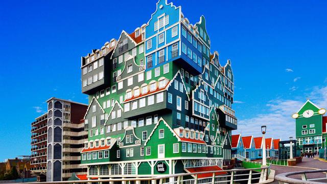 L'Inntel Hotels Amsterdam Zaandam un point de chute haut de gamme et original à 10 minutes de la gare centrale d'Amsterdam