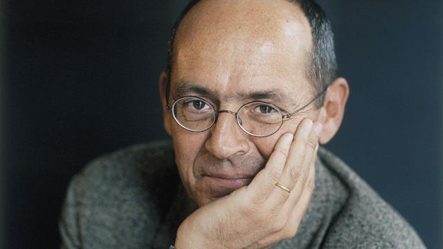 Le philosophe Bernard Stiegler.