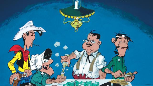 """""""Les Tontons Dalton"""", le nouvel opus des aventures de Lucky Luke paru chez Lucky Comics"""
