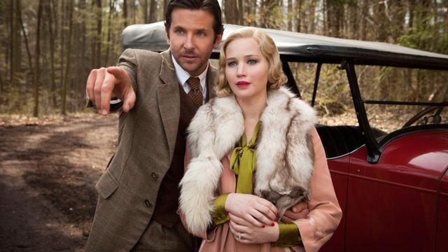 """Bradley Cooper et Jennifer Lawrence dans le nouveau film de Susanne Bier """"Serena""""."""