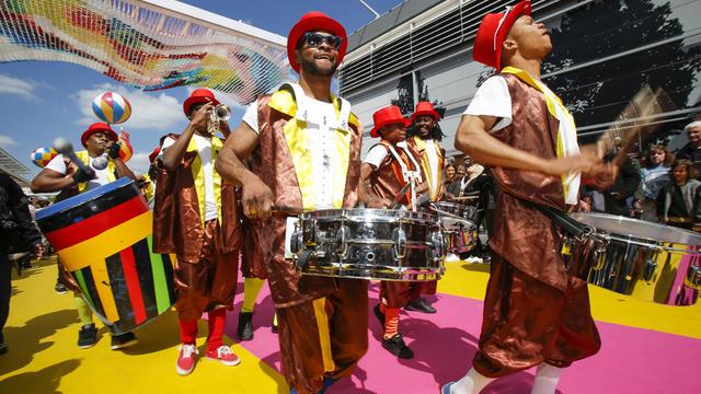 Tropiques en fête rend hommage aux musiques de l'outre-mer et des îles tropicales