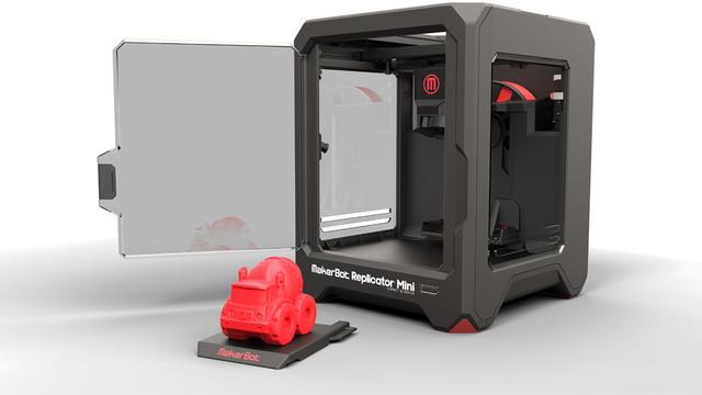 Les imprimantes 3D restent encore à des prix relativement élevés mais leur prise en main se veut plus simple.