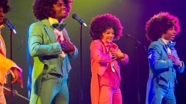 Une revue musicale qui met à l'honneur les plus grands chanteurs noirs américains