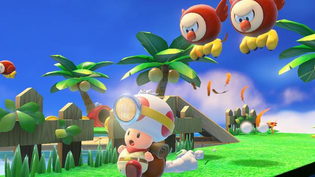 Le petit Toad, ami de Mario depuis ses débuts, a enfin droit à sa propre aventure.