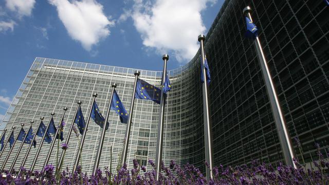 Les locaux de la Commission européenne à Bruxelles