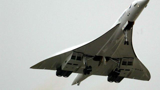 L'avion supersonique permettait de relier Paris à New York en seulement 3h30.