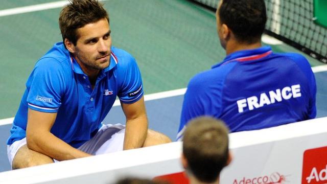 Pour la finale de la Coupe Davis contre la Suisse, Arnaud Clément a décidé de faire confiance au même groupe victorieux de la République tchèque en demi-finale.