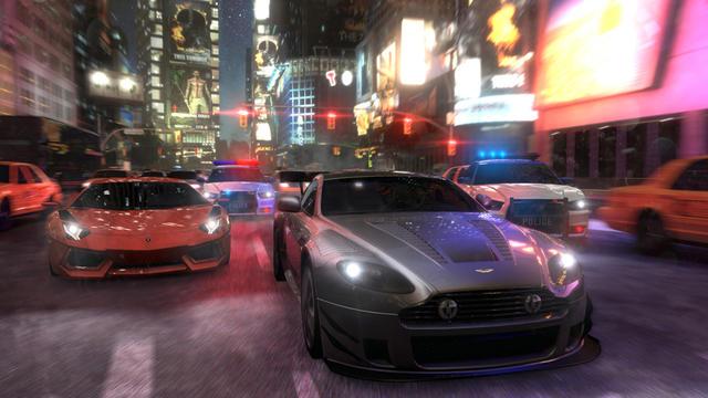 The Crew est le premier vrai jeu automobile de l'éditeur Ubisoft.