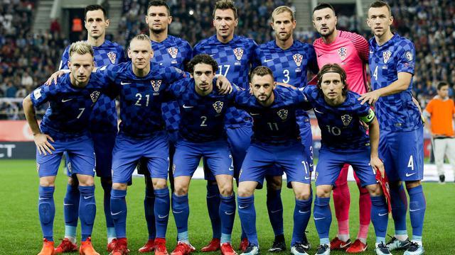 """Résultat de recherche d'images pour """"equipe croatie (angleterre) coupe du monde 2018"""""""