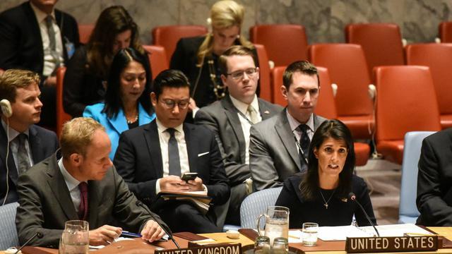 Le Conseil de sécurité des Nations Unies se réunit ce lundi 11 septembre à New York.