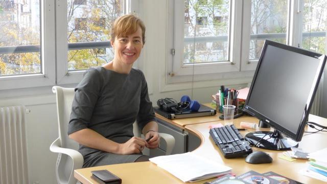 Bertile Burel, co-fondatrice de Wonderbox