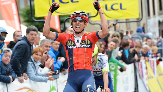 Dylan Teuns a remporté la 6e étape du Tour de France.