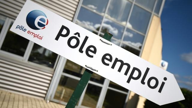 Le nombre de chômeurs sans aucune activité a atteint 3,48 millions en métropole [PASCAL GUYOT / AFP/Archives]