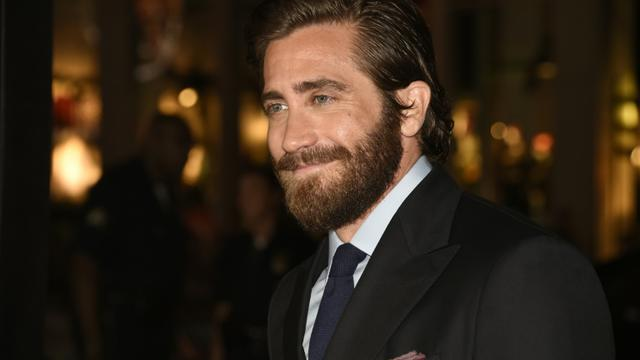 Jake Gyllenhaal le 9 septembre  2015 à Hollywood en Californie [ROBYN BECK / AFP/Archives]
