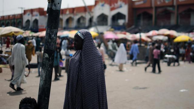 Le marché de Maiduguri le 6 juin 2013 dans l'état de Borno [Quentin Leboucher / AFP/Archives]