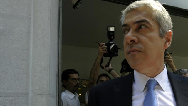 L'ancien Premier ministre portugais José Socrates, le 5 juin 2011 à Lisbonne [Miguel Riopa / AFP/Archives]