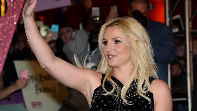 La chanteuse Britney Spears, le 3 décembre 2013 à Las Vegas [Ethan Miller / Getty/AFP/Archives]