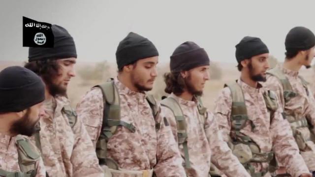Des bourreaux de Daesh.