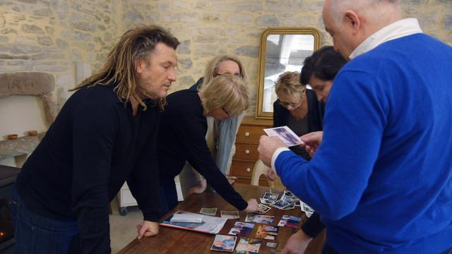 Confesseur aux dreadlocks, Olivier Delacroix entame la 5è saison de sa collection de témoignages d'existence blessées