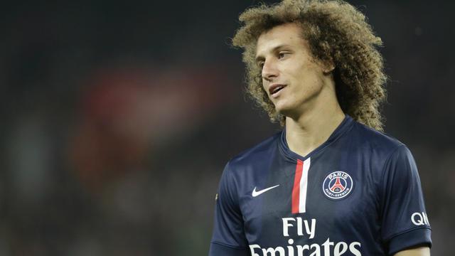 David Luiz et les Parisiens vont devoir faire sans Zlatan Ibrahimovic contre le FC Barcelone.