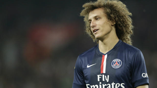 Transféré au PSG l'été dernier, David Luiz fera son retour à Stamford Bridge à l'occasion de ce 8e de finale retour de la Ligue des champions.