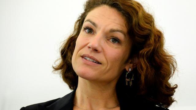 Chantal Jouanno, à Paris le 28 octobre 2015. [Bertrand GUAY / AFP/Archives]