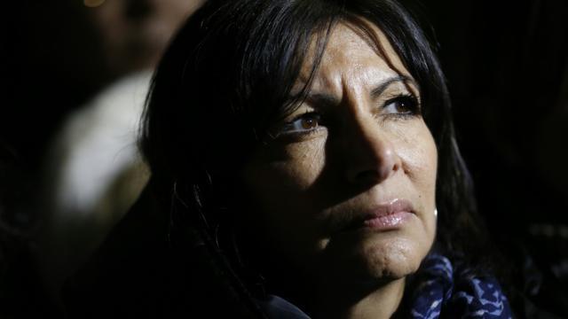 La maire de Paris Anne Hidalgo le 11 février 2016 à Paris  [MATTHIEU ALEXANDRE / AFP/Archives]