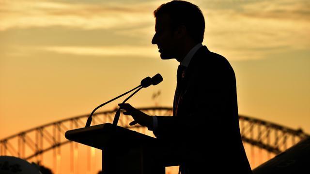 Macron, une politique économique injuste selon 72% des Français
