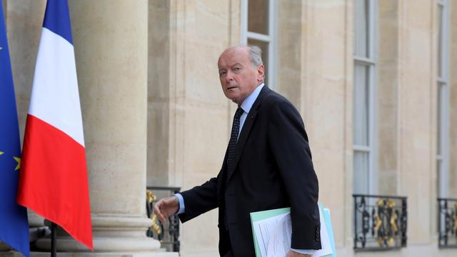 Le Défenseur des droits, Jacques Toubon.