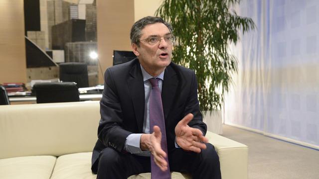 Patrick Devedjian, président du conseil général des Hauts-de-Seine et député UMP