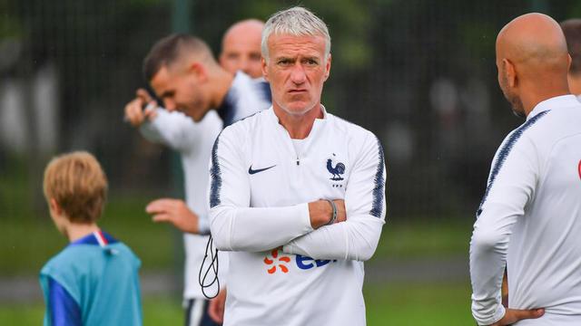 Didier Deschamps pourrait modifier son onze de départ pour affronter l'Australie.