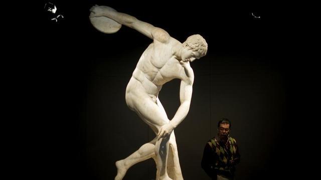 Le Qatar juge indécent le sexe des sculptures grecques