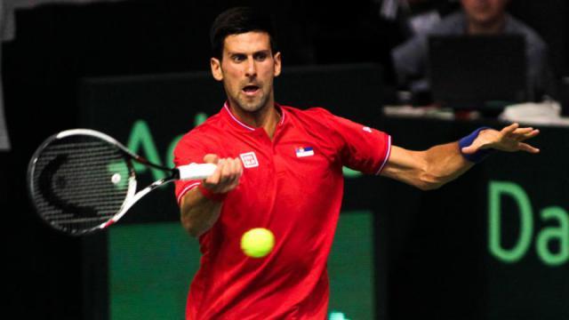 Le Serbe est triple tenant du titre à Indian Wells.