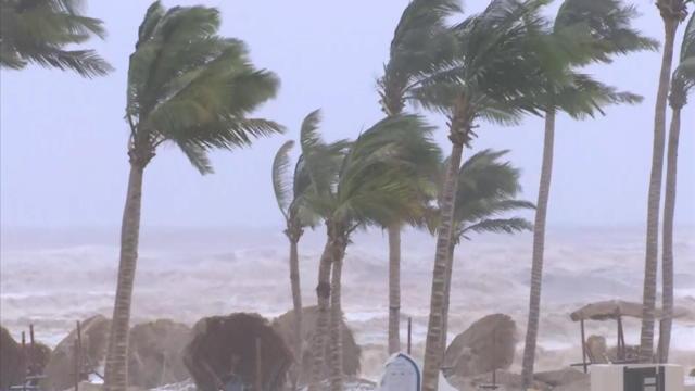 Un violent cyclone frappe le sultanat d'Oman