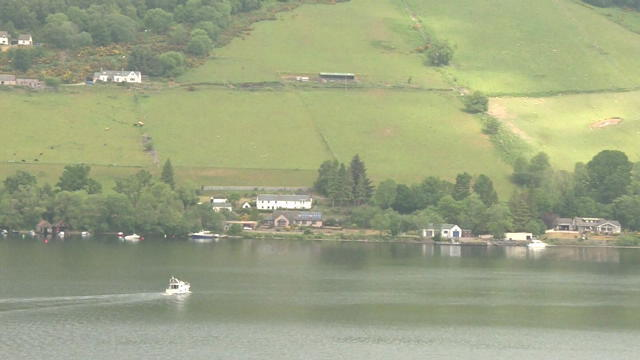 Des analyses ADN pour percer le mystère du Loch Ness