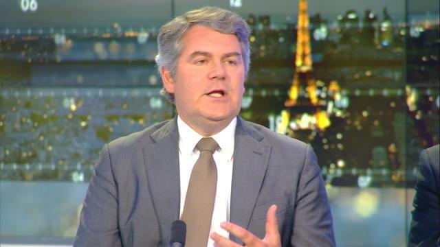 Franck Louvrier raconte les coulisses du « Casse toi pauv'con »