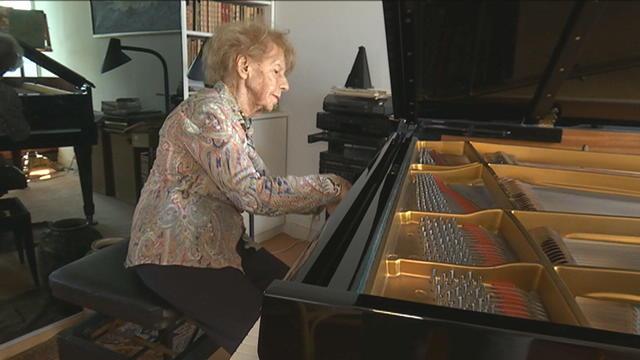 Colette Maze, un siècle de musique, un siècle d'histoire