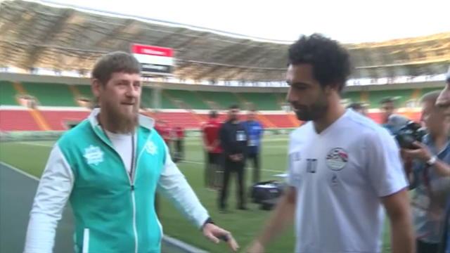 Tchétchénie : M. Salah n'a pas apprécié être instrumentalisé