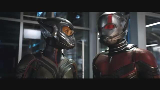 «Ant-Man et la Guêpe» : le retour du plus petit héros