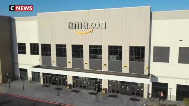 Amazon maître du monde