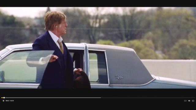 À 81 ans, Robert Redford dit au revoir à son métier d'acteur... pas au cinéma