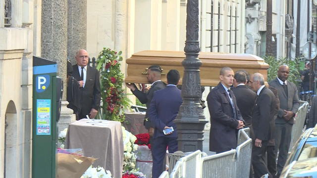 Dernier hommage à Charles Aznavour