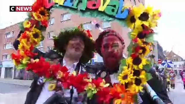La folie du carnaval s'empare de Dunkerque