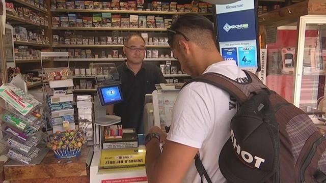 Le prix du tabac augmente légèrement