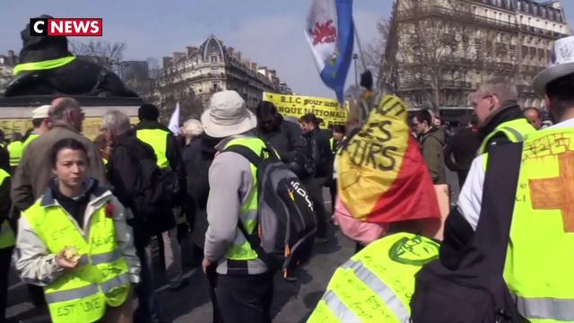 Retour sur cette 19ème journée de mobilisation des gilets jaunes à Paris