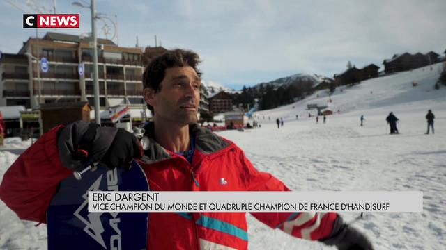 Handicap et sports de glisses, nouvelle idylle dans les Alpes