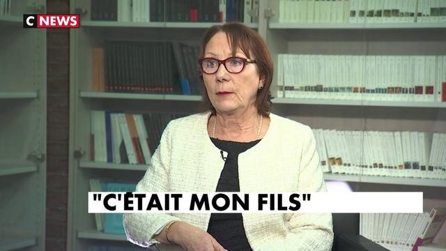 Interview de Nicolle Beltrame, mère du héros de l'attentat de Trèbes