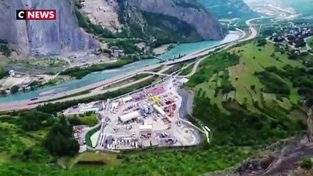 Le tunnel sous les Alpes source de problèmes entre la France et l'Italie